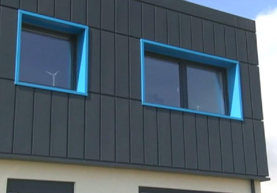 Una casa 'intelligente' e low cost produce energia rinnovabile