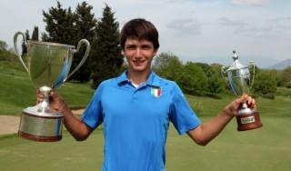 Golf in lutto: morta la giovane promessa Teodoro Soldarti