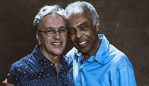 Caetano e Gilberto, un secolo di musica e amicizia