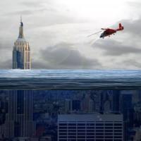 """""""New York sott'acqua tra meno di 200 anni"""""""
