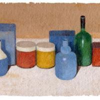 Giorgio Morandi, il doodle di Google per i 125 anni dalla nascita