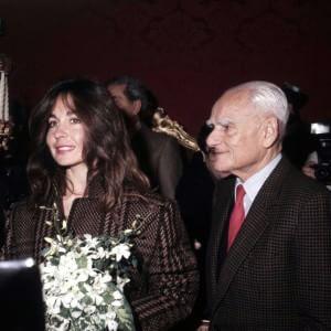 """Carmen Llera: """"Per Moravia sposarmi fu un atto di coraggio"""""""