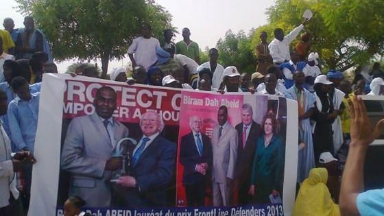 Mauritania, fermato e poi rilasciato attivista per l'abolizione della schiavitù Yacoub Diarra