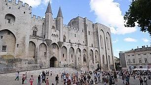 Avignone. Piacere puro