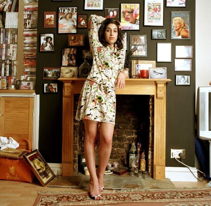 San Francisco, Amy Winehouse: ritratto di famiglia