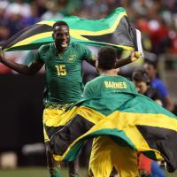 La Giamaica in finale della Gold Cup: che festa in campo