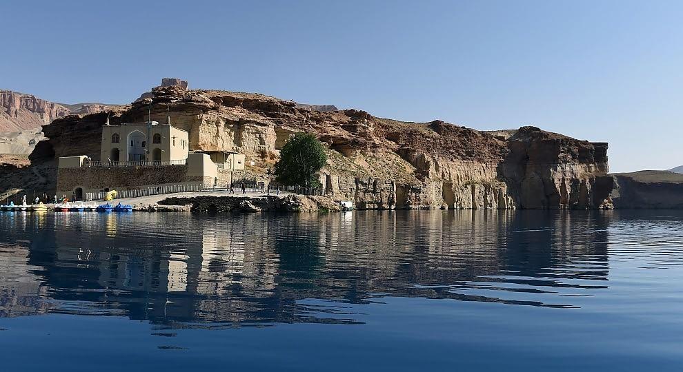 Bamiyan prova a risorgere -   ft