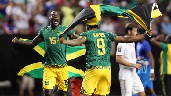 Non solo Bolt, la Giamaica è anche calcio: battuti gli Usa, è finale di Gold Cup