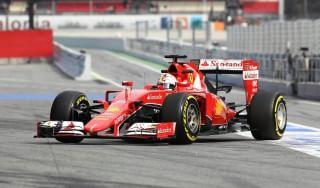 F1, Vettel: ''La Ferrari fin qui ha fatto un miracolo''