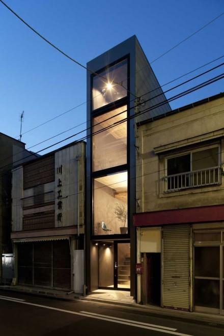 Tokyo la casa bonsai la pi piccola del giappone for Case del giappone