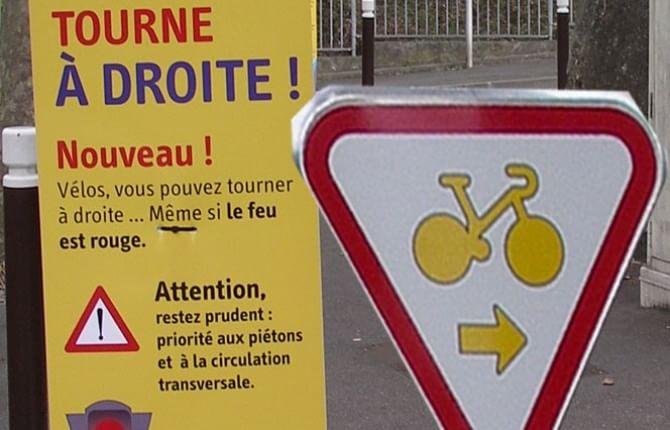 Arriva il semaforo per i ciclisti