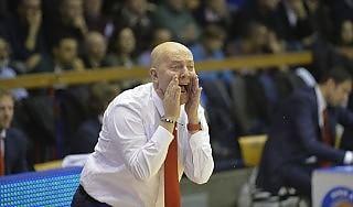 Basket, Menetti: ''Reggio Emilia resta diversa per vincere''