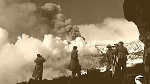 """""""Guardate il risveglio del vulcano"""""""