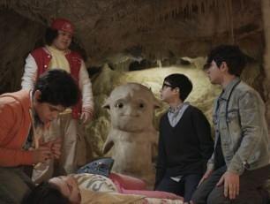 L'E.T. italiano si chiama Grotto e lancia l'avventura