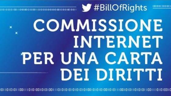 Privacy, accesso e diritti della persona. E' la Carta dei diritti di internet
