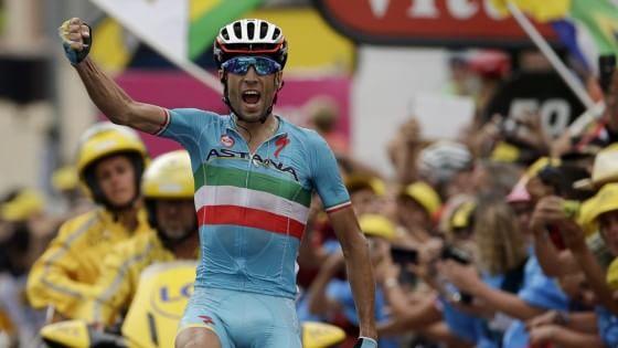 """Tour de France, orgoglio Nibali: impresa solitaria sulle Alpi. """"Froome mi ha detto cose irripetibili"""""""