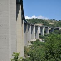 Salerno-Reggio Calabria, riapre il viadotto Italia