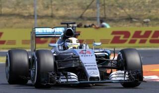F1, Gp Ungheria: Hamilton si prende la pole, Vettel terzo