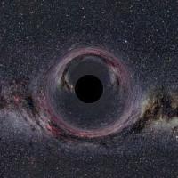 Stelle e gas: ecco cosa mangiano i buchi neri