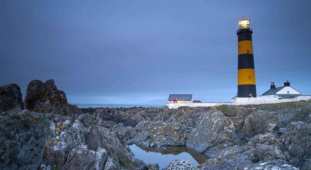Foto . I 10 fari più spettacolari d'Irlanda