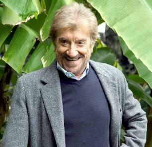 """Gigi Proietti: """"Diffidate  di chi non sa ridere"""""""