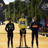 Tour de France, Froome re di Parigi: il film dell'ultima tappa