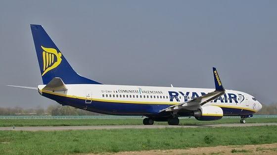 I passeggeri Ryanair aumentano e spingono gli utili