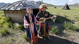 Ft . Abakan, Siberia nomade