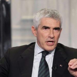 """Pier Ferdinando Casini: """"I moderati soffocano in questo centrodestra, Renzi scelta obbligata"""""""