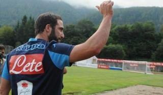 Napoli, De Laurentiis blinda Higuain: rinnovo fino al 2019