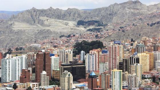 Quelle metropoli d'altura sulle Ande