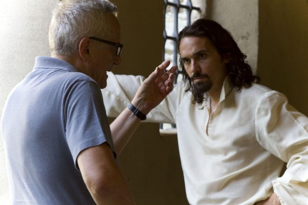 """Sul set con Marco Bellocchio. """"Sangue del mio sangue"""" girato nella sua Bobbio"""