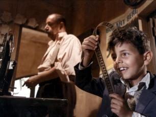 """Tornatore per il restauro di """"Nuovo Cinema Paradiso"""""""