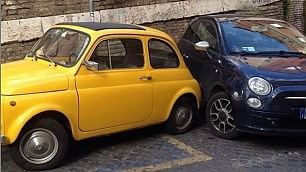 #italianparking, il peggio del parcheggio all'italiana