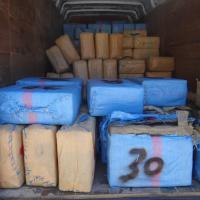 Francia: cannabis e hashish, sequestro da 6 tonnellate