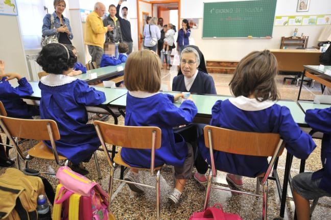 Quante sono in Italia le scuole paritarie