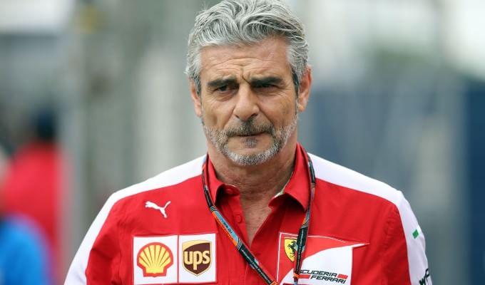 """F1, Ferrari; Arrivabene: """"Pensiamo all'auto, non ai piloti del futuro"""""""