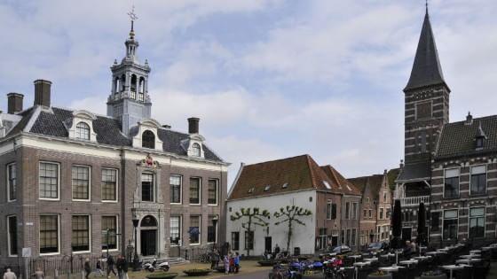 La quiete a un'ora da Amsterdam