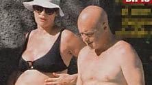 Zingaretti e Ranieri: l'attesa è più dolce in piscina
