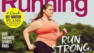 ''Orgogliosa delle mie curve'' Erica, ragazza cover per sport