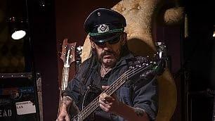 """Lemmy, 40 anni di Motörhead """"Qui finché i fan lo vorranno"""""""