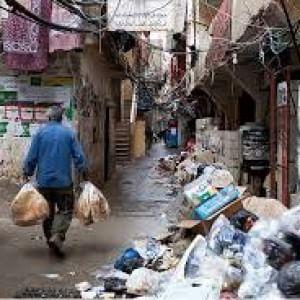 """Beirut, nel campo palestinese di Shatila, il """"non luogo"""" dove aumentano le patologie"""