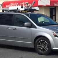 Apple Maps, le auto della Mela fotografano l'Italia in 3D