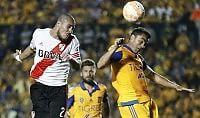Tigres-River, andata senza reti  Festa Boca: Tevez in gol dopo 11 anni