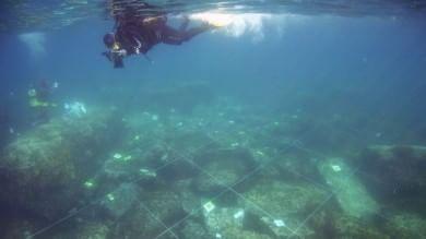 Archeologia sottomarina in 3D  per ricostruire le navi romane naufragate
