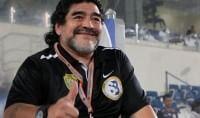 """Maradona sfida Platini e Zico  """"Ripulirò la Fifa dalla mafia"""""""
