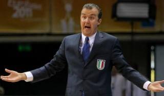 "Basket, Europei; Pianigiani: ""Bel girone, ci sarà da divertirsi"""