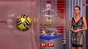 Lotteria: trucco o coincidenza?  Il numero 21 imbarazza la Serbia