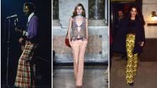 Un mito da indossare: i pantaloni a zampa