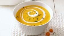 Zuppe fredde estive  5 ricette veloci